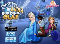 Construirea lui Olaf
