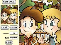Coop si Fiona Puzzle