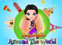 Costume pentru Barbie in Jurul Lumii