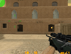 Counter Strike Sniper