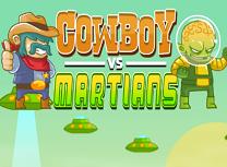 Cowboy vs Extraterestri