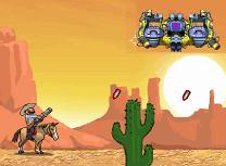 Cowboy vs Extraterestrii