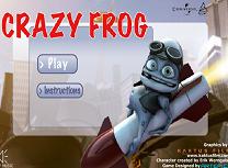 Crazy Frog cu Racheta
