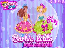 Creator de Papusi Lolita Barbie