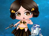 Creeaza Micul Caracter Star Wars