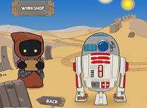 Creeaza Robotul Star Wars