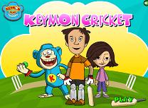 Cricket cu Keymon