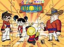 Jocuri cu Cronicile Xiaolin