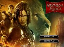 Cronicile din Narnica Atacul Gryphonului