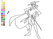 Cronicile lui Zorro de Colorat