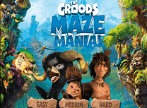 Croods Labirint