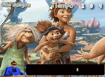 Croods Litere Ascunse