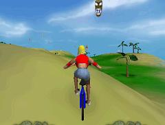 Cu Bicicleta pe Insula
