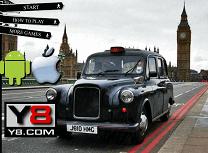 Cu Taxiul pe Ploaie