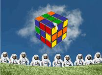 Cubul Rubik 3D