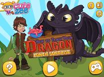 Cum sa Iti Dresezi Dragonul Surpriza la Masa