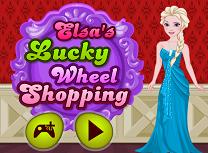 Cumparaturi cu Elsa