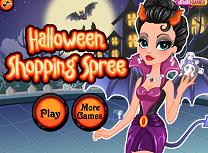 Cumparaturi de Halloween