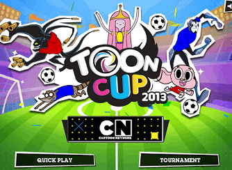 Cupa Cartoon Network 2013