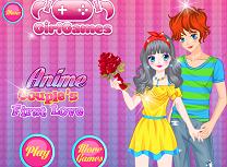 Cuplul Anime