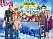 Cuplurile Disney Iarna