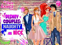Cuplurile Disney Obraznice sau Dragute