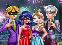 Cuplurile Disney de Anul Nou