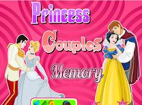 Cuplurile Disney de Memorie