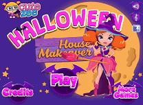 Curata Casa de Halloween
