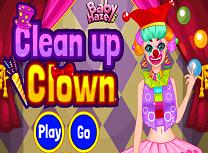 Curata Clownul