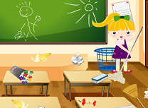 Curata Sala de Clasa