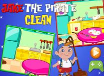 Curatenie cu Pirati