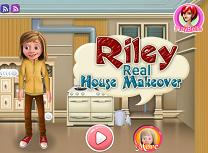 Curatenie cu Riley
