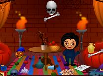 Curatenie de Halloween 2015
