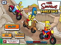 Cursa Familiei Simpson