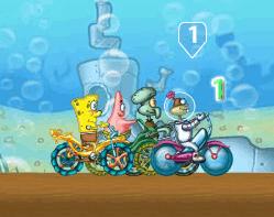 Cursa Spongebob