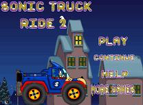 Cursa cu Sonic 2
