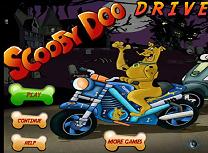 Cursa lui Scooby Doo