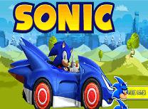 Cursa lui Sonic