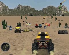 Curse Monster Truck 3D