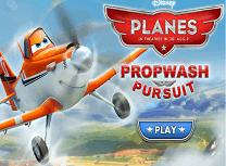 Curse cu Avioanele Disney