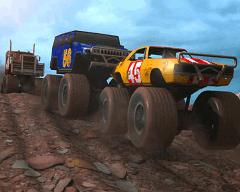 Curse cu Camioane 3D