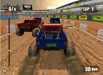 Curse cu Monster Truck 3D