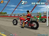 Curse cu Motociclete Clasice 3D