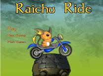 Curse cu Raichu