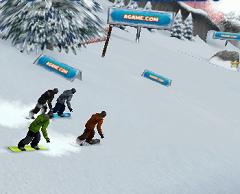 Curse cu Snowboard
