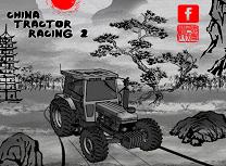 Curse cu Tractorul in China 2