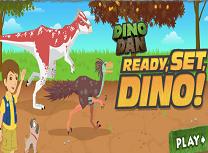 Cursele lui Dino Dan