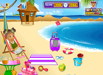 Daisy la Plaja
