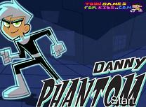Danny Phantom Litere Ascunse